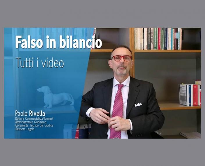 Falso in bilancio - Tutti i video