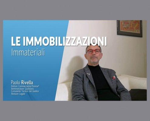Video Immobilizzazioni immateriali