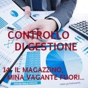 Controllo di gestione - Magazzino mina vagante fuori controllo